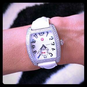 Michele Watch Genuine Diamond Mini Urban